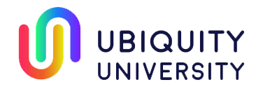 Ubiquity University Logo